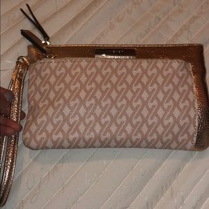 Nine West wrist wallet